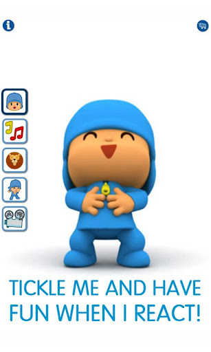 Talking Pocoyo Free 2.0.7.8 screenshots 2
