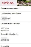 Screenshot of Bütschwil