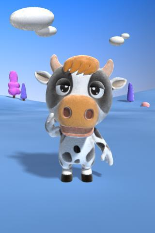 Talking Calf - screenshot