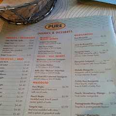 Partial menu!