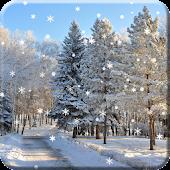 Winter Snow Live Wallpaper HD