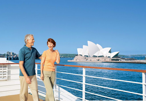 Sydney-Opera-House-Princess-Cruises - Head Down Under to take in the Sydney Opera House and other memorable landmarks. Princess Cruises offers travel options throughout Australia and Asia.