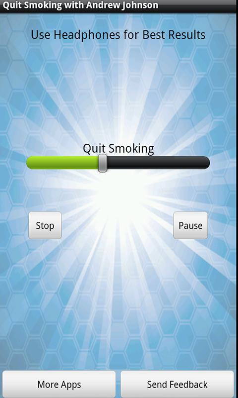 Quit Smoking - Andrew Johnson - screenshot