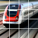 Train Puzzle A logo