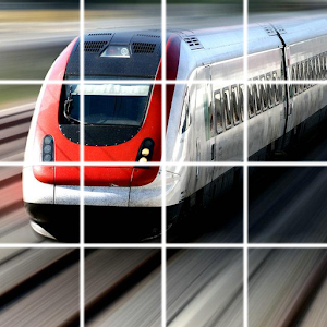 Train Puzzle A for PC and MAC