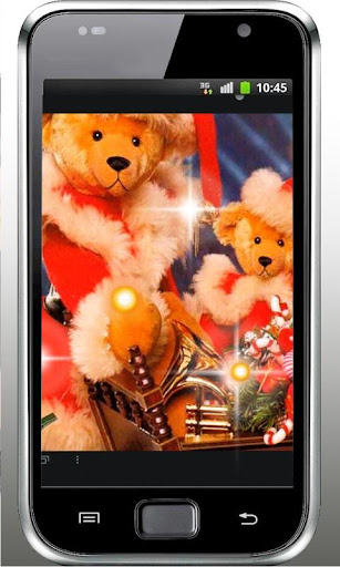 Christmas Teddy Bears LWP