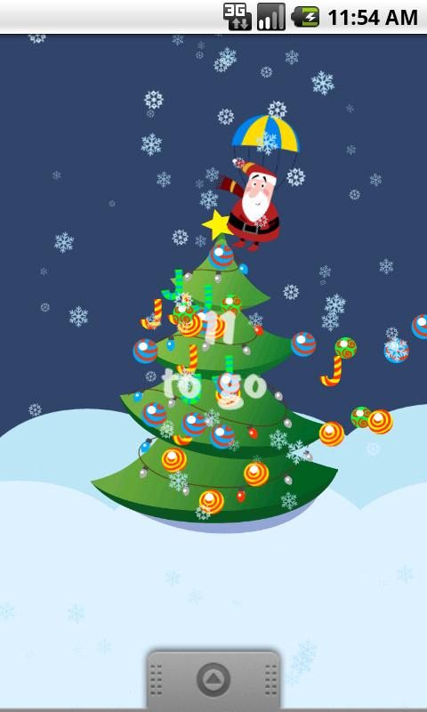 Funny Santas & Christmas FREE- screenshot