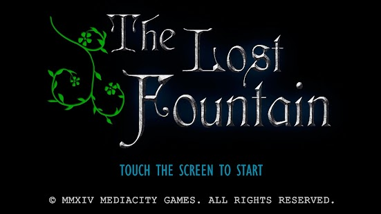 The Lost Fountain- screenshot thumbnail