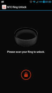 NFC Ring Unlock- screenshot thumbnail