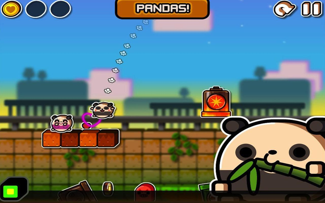 Land-a Panda - screenshot
