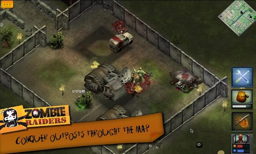 Zombie Raiders Classic - screenshot thumbnail