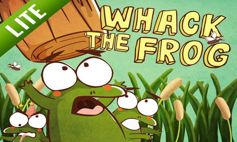 Whack The Frog Lite- screenshot