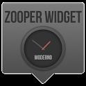 Moderno - Zooper Widget Skin icon