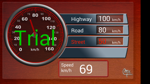 SpeedLimit Trial