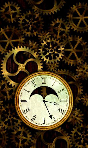 Vintage Clockwork LW
