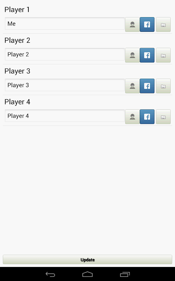 Score Keeper Pro - screenshot