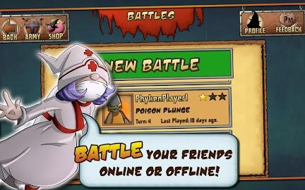 Wizard Ops Tactics Screenshot 3