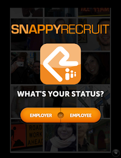 Snappy Recruit- screenshot thumbnail