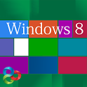 Windows8 GO Launcher EX Theme icon