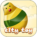 City Toy Memory Match Kid Game icon