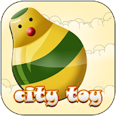 City Toy Memory Match Kid Game