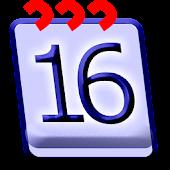 Tagerechner / Wie viele Tage?