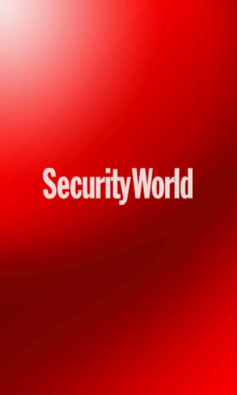 Security World CZ - screenshot