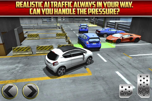 Multi Level Car Parking Games 1.0.1 screenshots 15