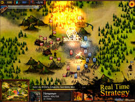 Screenshot of Autumn Dynasty - RTS