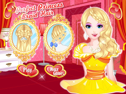 Game Perfect Braid Hairdresser APK for Windows Phone