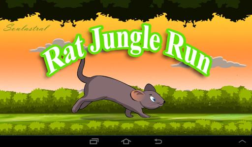 Rat Jungle Run