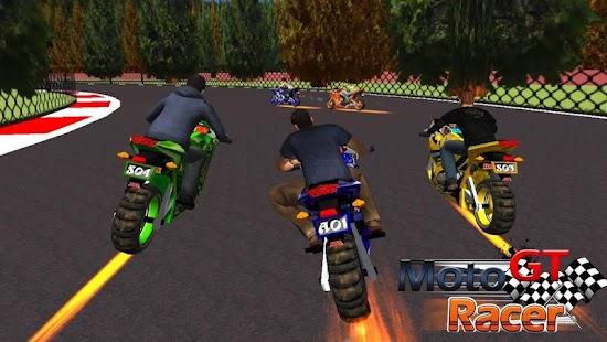 Moto GT Racer 3D Game