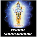 Vishnu Sahasranamam with Audio icon