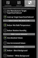 Screenshot of HVAC Refrigerant Charge