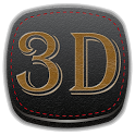Next Launcher 3D Leather Theme icon