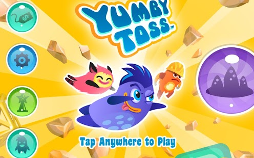 Yumby Toss - screenshot thumbnail