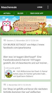 Mascheneule - screenshot thumbnail