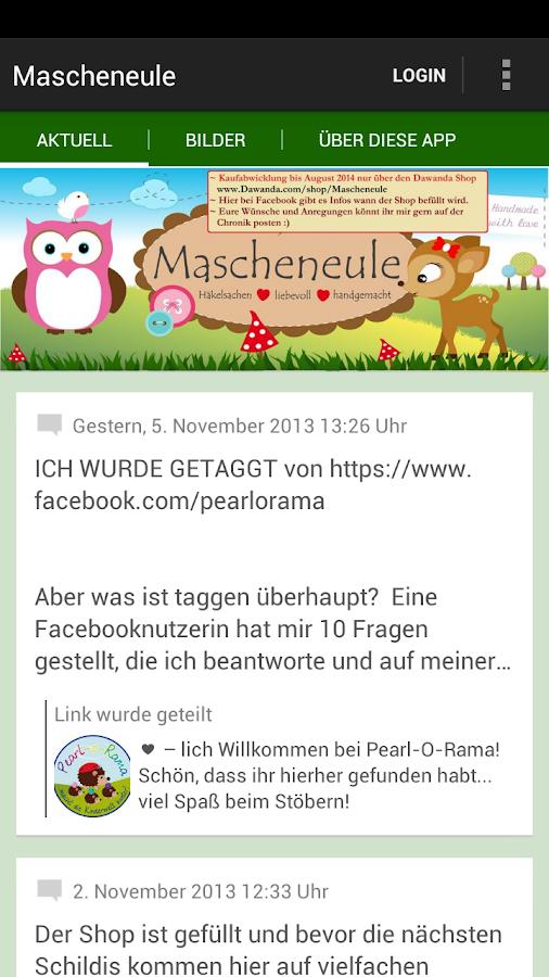 Mascheneule - screenshot