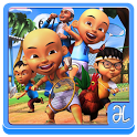 Upin and Ipin icon