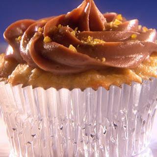 Plantain Cupcakes & Hazelnut Frosting