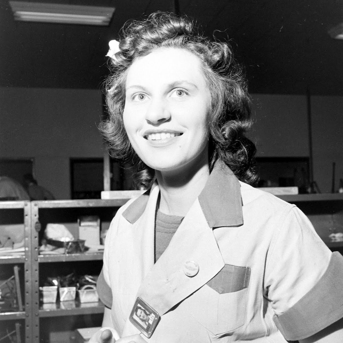 Women In Bendix Plant