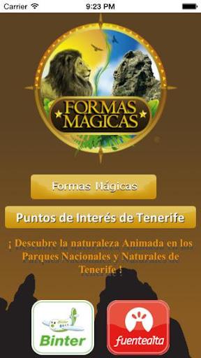 Formas Magicas Ausflug 3D