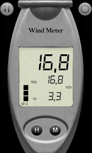 Wind Speed Meter anemometer- screenshot thumbnail