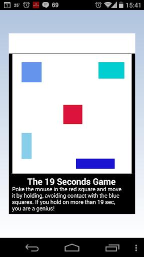 19 segundos
