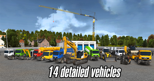 Construction Simulator 2014  screenshots 12