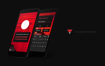 Veu - PA/CM11 Theme Screenshot 9