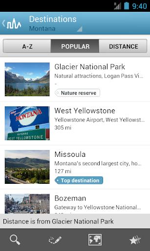 Montana Guide by Triposo