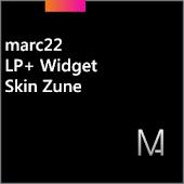 LP+ Widget Skin Zune