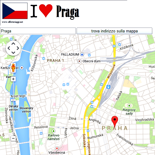 Prague Metro map - Maps of Prague - Prague Experience