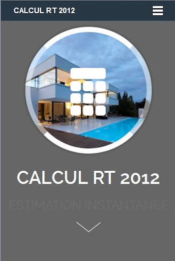 CALCUL RT2012